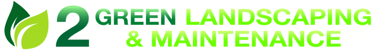 2Green Landscaping And Maintenance Logo